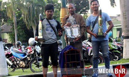 Ambulance Raih Double Winner – Wani Bc Pantang Mundur