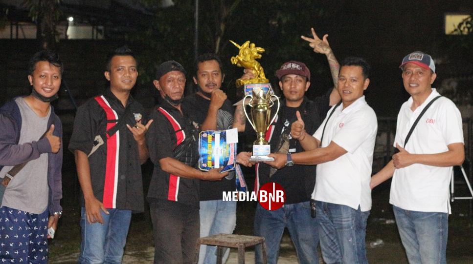 Ambyar BC Juara Umum BC