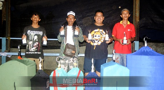 Amunisi Ozi BE74WI SF Go To Piala Presiden CUP IV