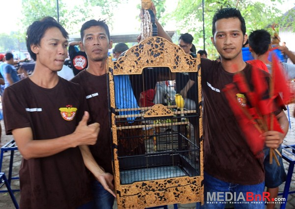 Amunisi Pekalongan Team Sukses Taklukkan Kota Kenari Klaten (Foto: Kadir/MediaBnR.Com)