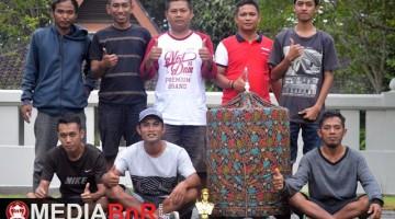 Anak Lanang MB berulang kali teruji dieven Nasional debutan Mr Agus Sukorejo