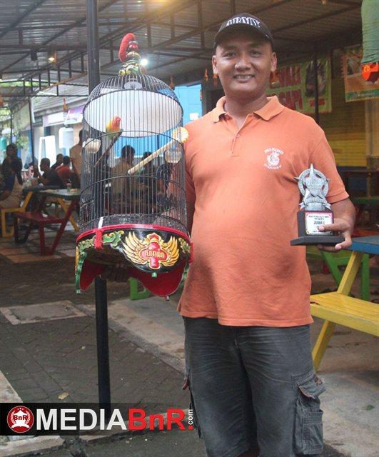 Andi Agazi BC. LB Gupolo Koncer A, Siap ke Piala Kota Gudeg Yogyakarta
