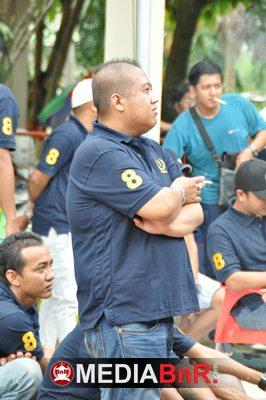 Andri Tazaw Selaku Ketua Panitia