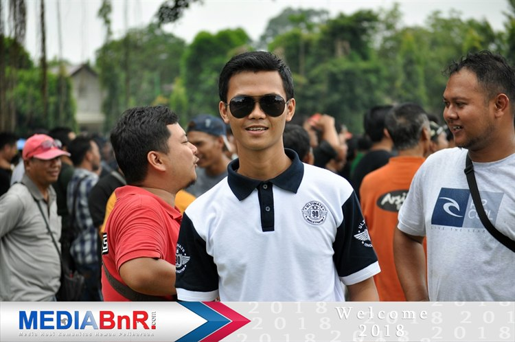 Andry N B90 SF kawal MB The Jungle di Jogja Istimewa