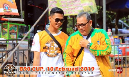 Kesuksesan Kenari Mania di B90 Cup, Andry N Agendakan Even Selanjutnya