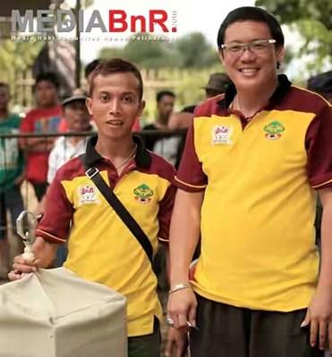 Latpres BnR Kebumen: Tiket Murah Hadiah Wah