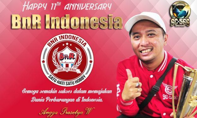 Angga Prasetya W : 10th Anniversary Celebration BnR Indonesia