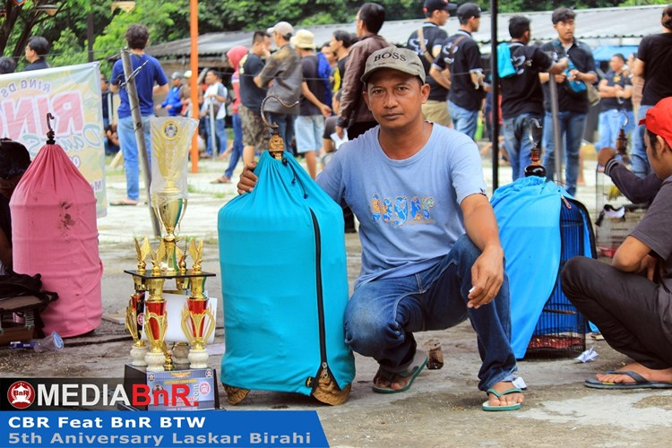Anis merah Bima berhasil raih juara 1