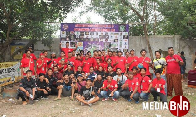 Anniversary 5th Kobucik BC  Karawang Sukses