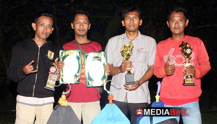 Anto Embun BC - Dewi Indah Juara 1 dan Runner Up 2x