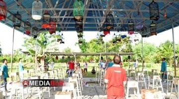 Arena Permanen Dwi Putra Sulung