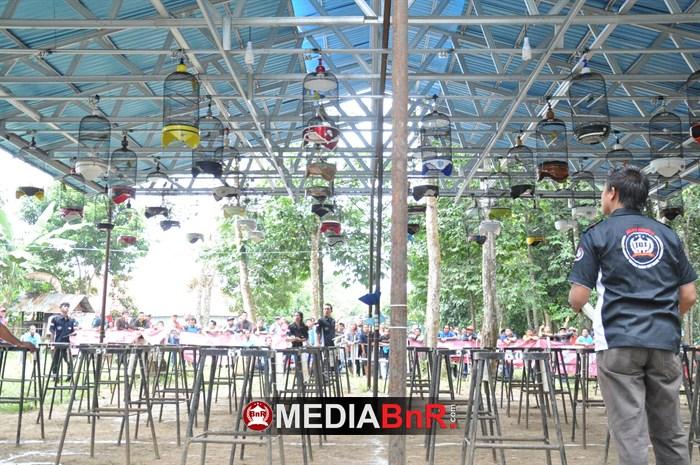 Arena Permanen Hutan Kota Tanjung