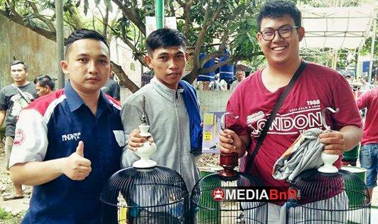 Arief WAI Sukses di Even Anniversary Kobucik BC BnR Karawang