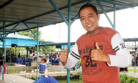 Rajanya Di Murai Batu Lampung Barat, Temon Siap Turun Di Even Nasional Mutiara Cup 1