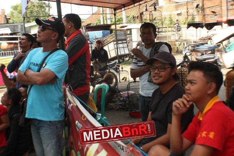 Aris Embatama bos dari Produk Vitarest Plus, dukung penuh lomba BnR Pasar Segar