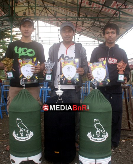 Krisyanto Sukses di Kacer