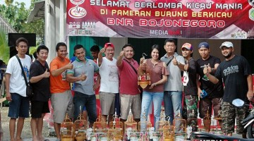 Auriventer Mania Go To Soeharto Cup IV