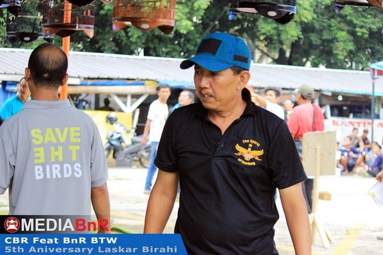 Ayi Bogor kawal lomba CBR feat BnR