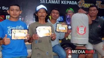 Ayu Dewi Senior - Bocor Alus Junior Koleksi Buwuh Mania Raih Juara