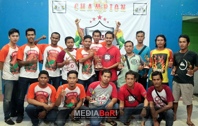 Quick Lady Terus Berkibar, B 16 Team Sabet Juara Umum