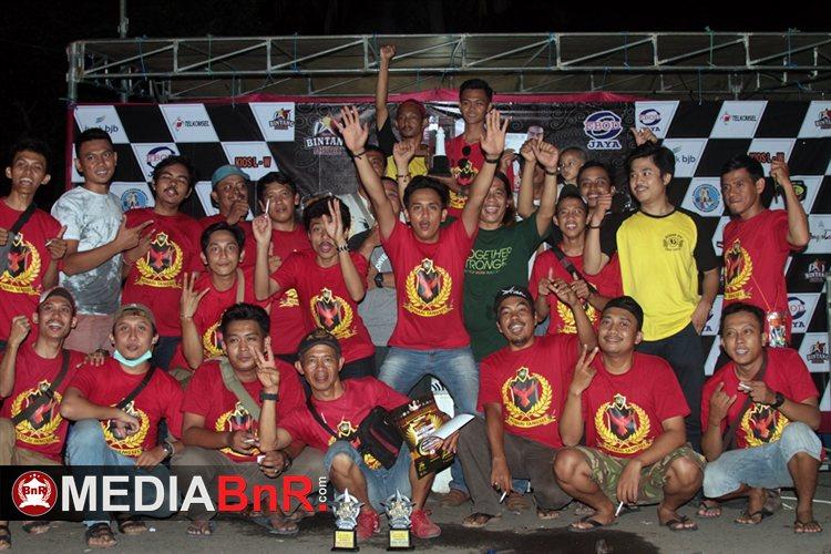 B 90 Team – Eksis di Jabodetabek, Siap Jajal ke Sien Ronny Cup Malang