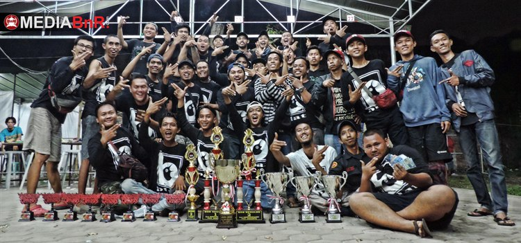 B-Plat Best Team Kali ini