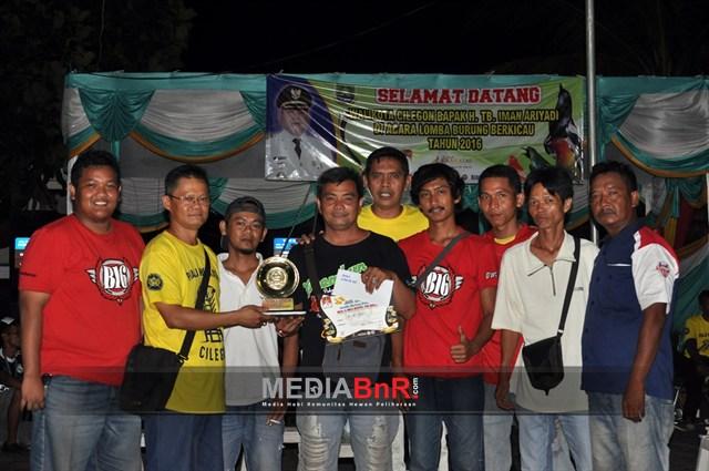 B16 Team raih juara umum BC