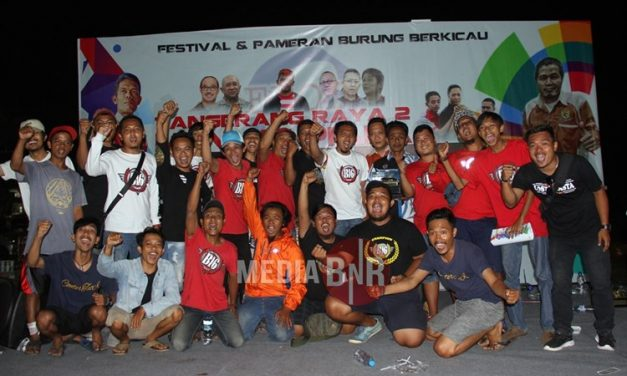Piala Presiden Ronggolawe Tangerang – Perang Bintang Di Love Bird, B16 Team & B90 Juara Umum