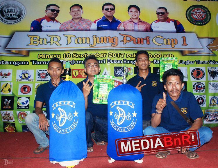 BATE (Banana team) dari Bangkalan Madura