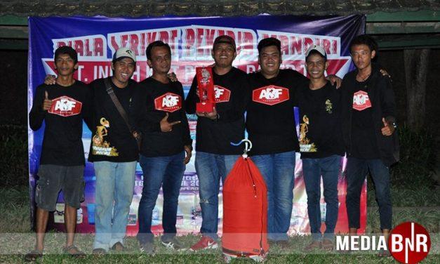 Sahabat ABF Tangerang, Raih Juara Umum di Tiga Even Sekaligus
