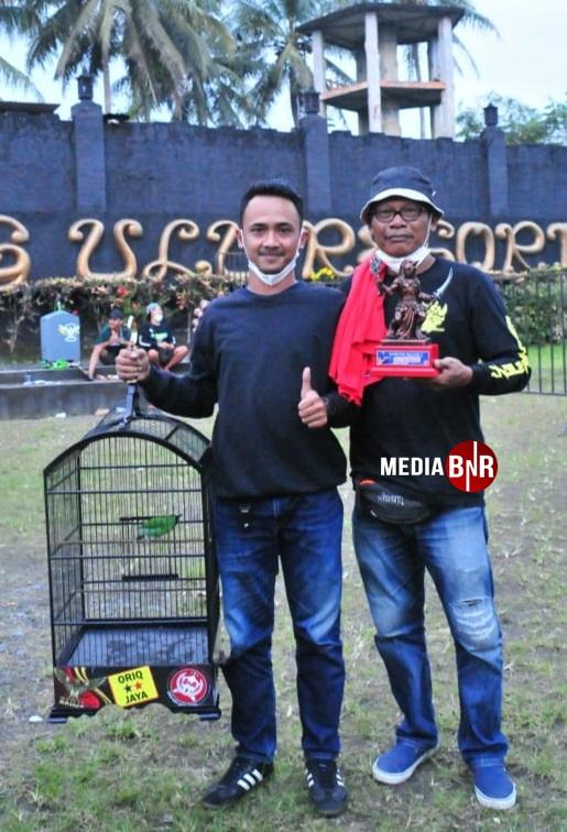 BJ-Badaan SF usung kualitas Rimba finish juara 3 & 5.
