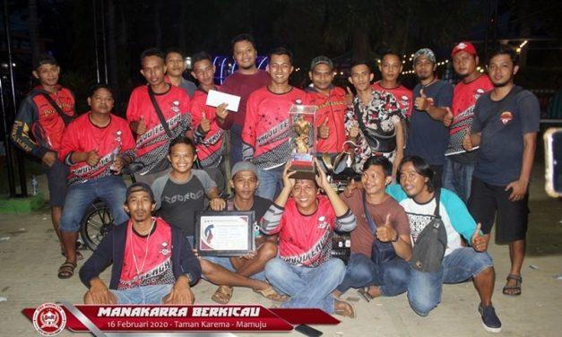 BKM BC, Team Baru yang Taklukkan 2 Provinsi di Manakarra Berkicau