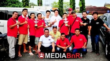 Mr.Olix bersama seluruh crew Mr. Joss Lampung