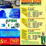 Body Contest Jadi Warna Baru Dunia Perburungan