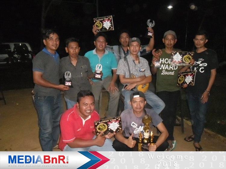 BS jagoan A.B dari Calangap BC Pandeglang Banten rebut terbaik di Love Bergengsi Nusa Indah & 2 kali raih juara ke-2