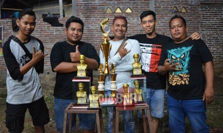 Sutet Kawal Pakuwojo BC Sabet Juara Umum di Piala Merah Putih