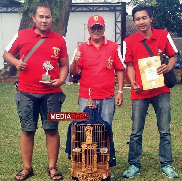 Baginda Anis Kembang Tjipto Budi Kuasai Arena