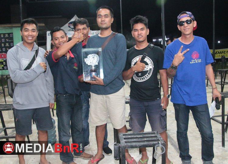 Balaraja BC Juara Umum Bird Club