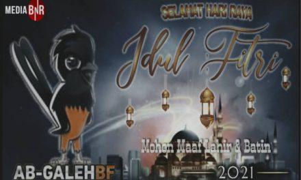 Mr. Bambang AB Galeh BF Pekalongan Mengucapkan Selamat Hari Raya Idul Fitri 1442 H