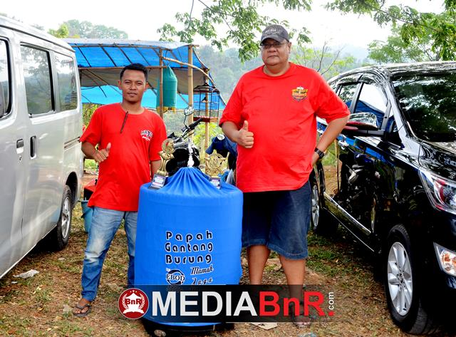 Bang Arie Sri Bintang raih juara 2 dan juara 3 dengan mb Togil yang mendapat sentuhan tangan dingin pemain lawas yang sarat prestasi