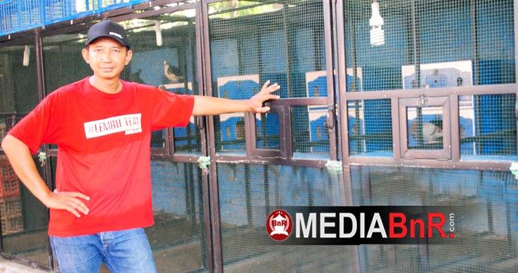 Bang Aziz pemilik Lembu Team Kebumen menjabat sebagai ketua PMTI Pengda Jateng