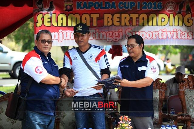 Andy Tatto : Mr.Dwi Resmi Jabat Ketua BnR Sampit