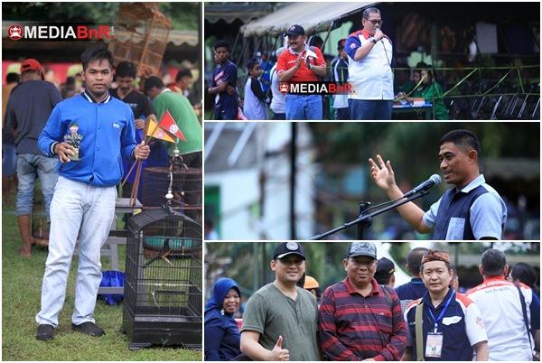 Dandim Kobar Cup III – Dibuka oleh Bang Boy dan Danrem, Murai H-Q Buka Kemenangan Pertama