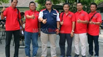 Bang Boy Bersama Pengurus BnR Solo Raya