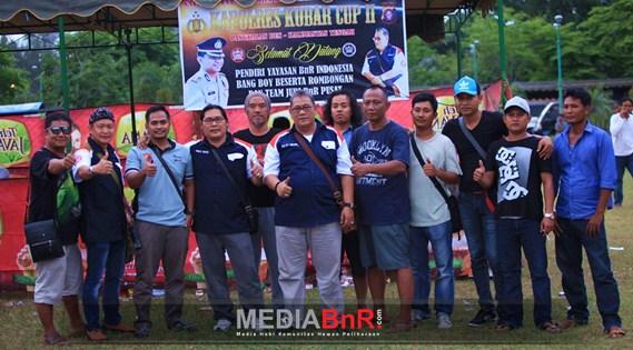 Bang Boy Bersama Sampit Team