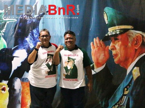 Bertabur Bintang, Sien Ronny & CK 36 Bandung Raih Juara Umum