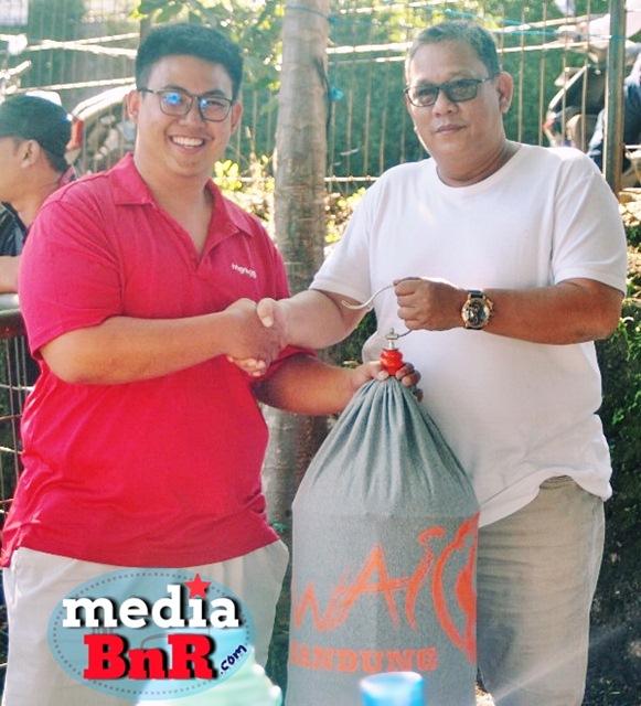 BnR Satoe Adopsi Balibu Ring WAI