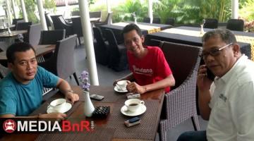 Bang Boy bersama Adry dan Rendi