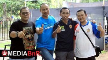 Bang Boy bersama pengurus BnR