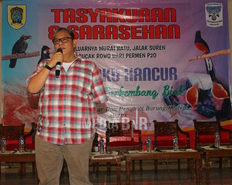 BnR SATOE Kumpul Bersama Penangkar Klaten